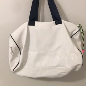 Juicy Couture White Gym bag